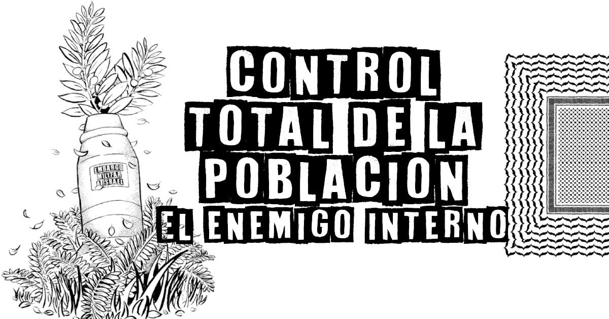El control total de la población:…