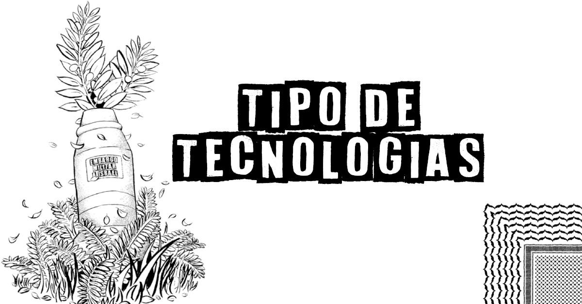 Tipo de Tecnologías